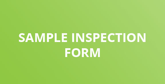 Hover Box Button_Sample Inspection Form